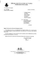 Convocazione conferenza Capigruppo consiliari 03/08/2020