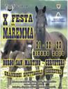 Spettacoli equestri e stand gastronomici nel ricco programma della manifestazione.