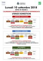 AVVISO CALENDARIO INVERNALE RACCOLTA PORTA A PORTA
