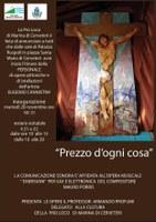 """Cerveteri, a Sala Ruspoli il Maestro d'Arte Eugenio Cannistrà con la mostra """"Prezzo d'ogni cosa"""""""