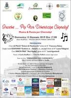 Cerveteri, con Scuolambiente una serata di musica e poesia per Chernobyl