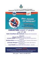 Impresa e Sviluppo, lunedì a Cerveteri l'incontro con la CNA