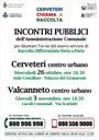 RACCOLTA DIFFERENZIATA PORTA A PORTA - INCONTRI PUBBLICI