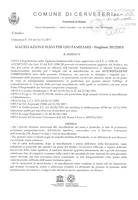 Macellazione suini per uso familiare - Stagione 2017/2018