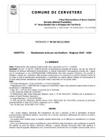 Macellazione suini per uso familiare - Stagione 2019/2020