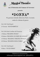"Margot Theatre presenta ""DONNA"""