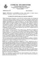 Ordinanza di Sgombero del Dirigente Responsabile del Servizio Ambiente n. 02 del 13/07/2017