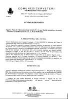 Piano di Utilizzazione degli Arenili (P.U.A.) per finalità turistiche e ricreative - Adozione Delibera di C.C. n. 38 del 06/08/2021