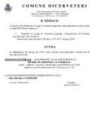 """RACCOLTA FIRME """"SOSPENSIONE OBBLIGO VACCINALE PER L'ETA' EVOLUTIVA"""""""