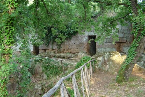Sito Unesco di Cerveteri e Tarquinia. Da sabato 4 luglio nuove modalità di visita e ampliamento dell'offerta al pubblico.