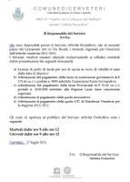 TESSERINI REGIONALI PER L'ATTIVITA' VENATORIA  2021/2022