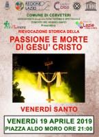 Venerdì Santo - Rievocazione storica della Passione e Morte di Gesù Cristo