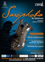 Saxophobia 2015