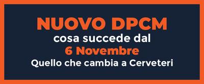Nuovo DPCM 6 novembre