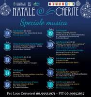 Natale Caerite musica 2015